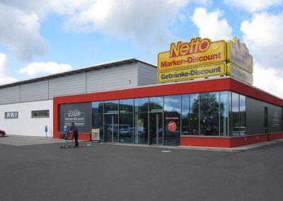 Neubau Lebensmittelmarkt Schipkau