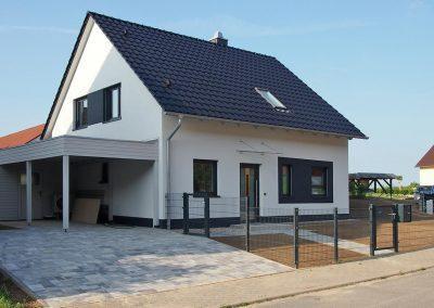 Neubau Einfamilienhaus Meerane