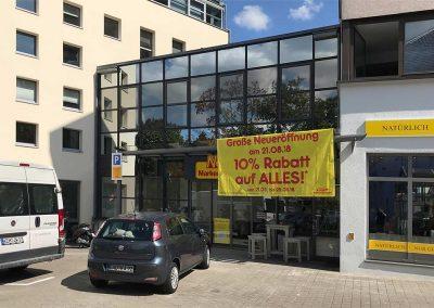 Netto City Umbau Baden-Baden