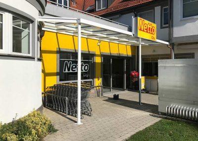 Netto City Umbau München