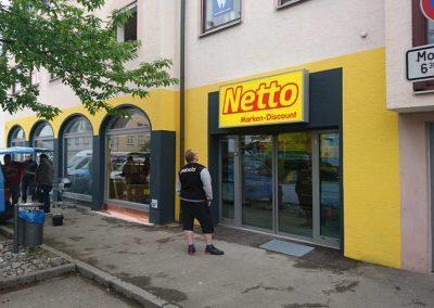 Netto City Umbau Neu-Ulm