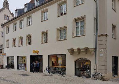 Netto City Umbau Regensburg