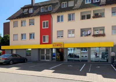 Netto City Umbau Stuttgart Memminger Straße