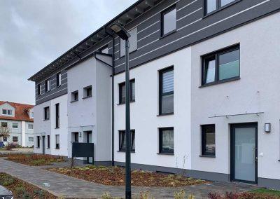 Neubau Mehrfamilienhaus Meerane
