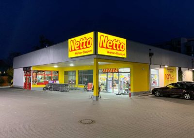 Netto Umbau Berlin