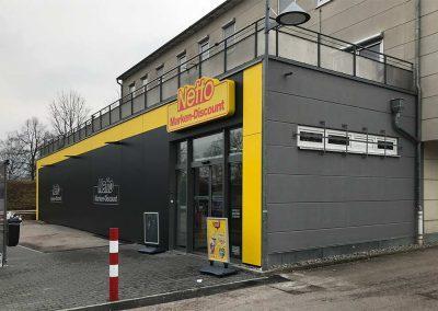 Netto Umbau Heinigen