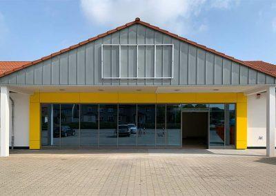 Netto Umbau Heringen-Helme