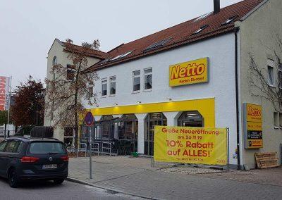 Netto Umbau Regensburg
